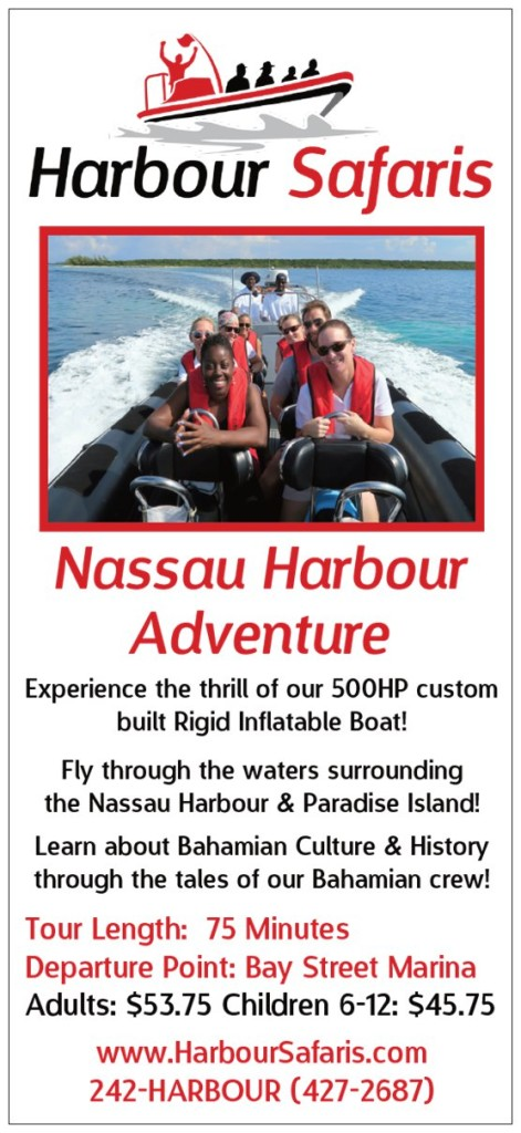 Nassau Harbor Tour
