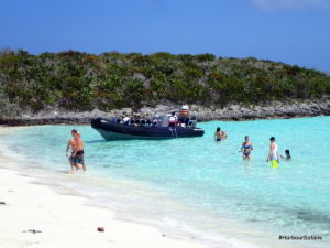 Relax in the Exuma Cays