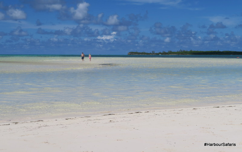Sand Banks in Eleuthera