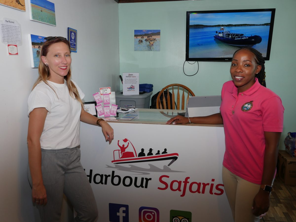 Harbour Safaris and BNT